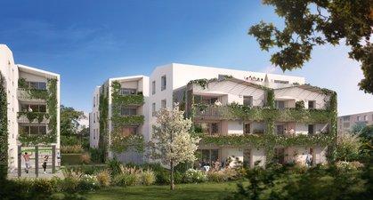 Villenave D'ornon Quartier Du Vieux Bourg - immobilier neuf Villenave-d'ornon