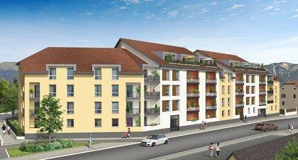 Bonneville Plein Centre Proche Préfecture - immobilier neuf Bonneville