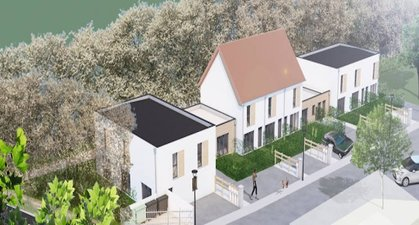 Moult Centre Bourg - immobilier neuf Moult-chicheboville