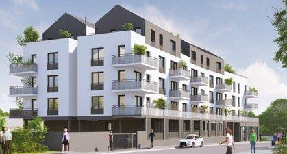 Caen Proche Du Jardin Des Plantes - immobilier neuf Caen