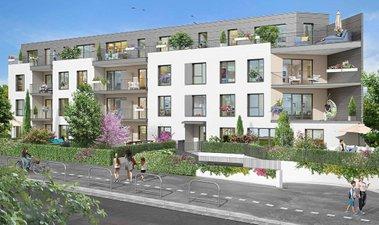 Caen Quartier Du Nice Caennais - immobilier neuf Caen