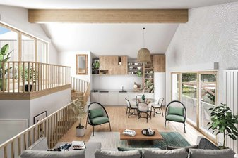 Noisy-le-grand Au Bord De La Marne - immobilier neuf Noisy-le-grand