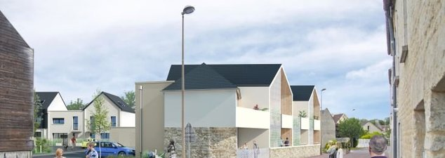 Louvigny Quartier Proche Commerces - immobilier neuf Louvigny