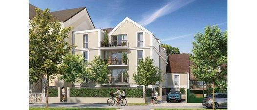Dammarie-les-lys  à 30 Min De Paris En Transports - immobilier neuf Dammarie-les-lys