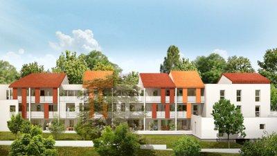 Bouguenais Coeur De Ville - immobilier neuf Bouguenais