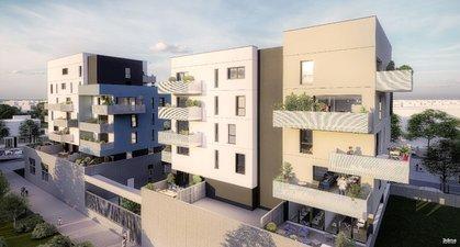Caen Secteur La Grâce De Dieu - immobilier neuf Caen