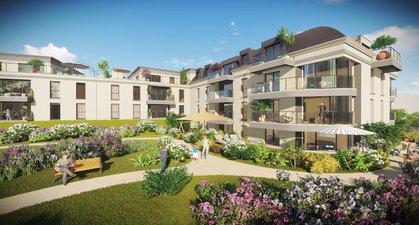 Caen à Deux Pas Du Jardin Des Plantes - immobilier neuf Caen