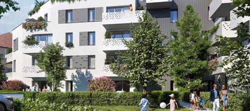 Meaux Proche Parc Du Patis - immobilier neuf Meaux