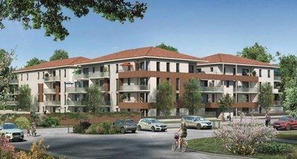 Cugnaux Proche Toutes Commodités - immobilier neuf Cugnaux