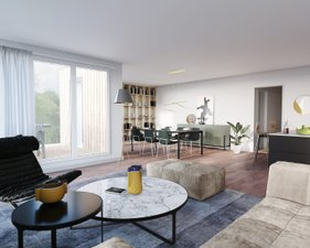 Lille Secteur Lomme Bourg - immobilier neuf Lille