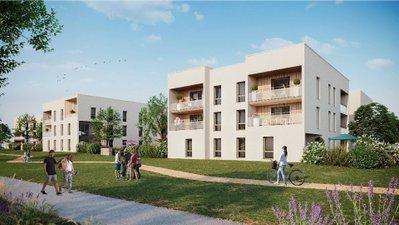 Giberville Quartier Pavillonnaire - immobilier neuf Giberville