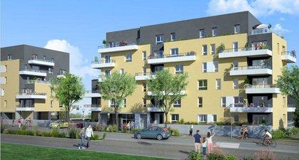 Fleury-sur-orne Au Coeur D'un écoquartier - immobilier neuf Fleury-sur-orne