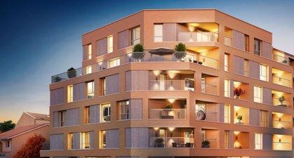 Villeurbanne Croix Luizet - immobilier neuf Villeurbanne