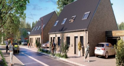 Beuvrages Centre-ville - immobilier neuf Beuvrages
