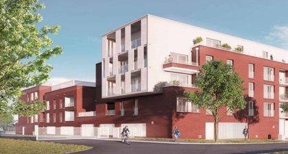 Lens Centre-ville - immobilier neuf Lens