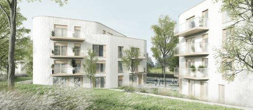 Arras Quartier Les Hauts Blancs Monts - immobilier neuf Arras