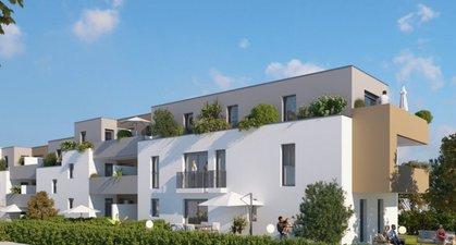 Montpellier Proche Avenue De Toulouse - immobilier neuf Montpellier