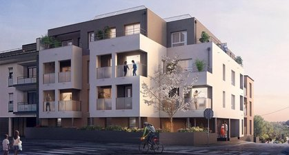 Orvault Petit Chantilly - immobilier neuf Orvault