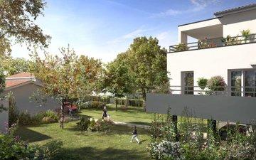 Toulouse Quartier Lalande - immobilier neuf Aucamville