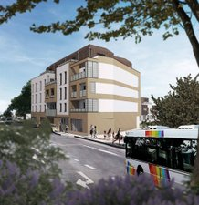 Angers  Coeur Du Quartier Victor Chatenay - immobilier neuf Angers