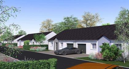 Corné Zac Du Clos De La Motte - immobilier neuf Mazé-milon