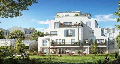 Franconville à 600m Du Rer C - immobilier neuf Le Plessis-bouchard