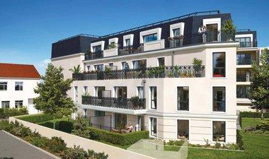 Montfermeil à 50 Mètres De Chelles - immobilier neuf Montfermeil