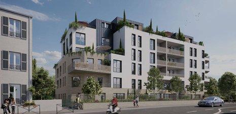 Villemomble Proche Rer E - immobilier neuf Villemomble