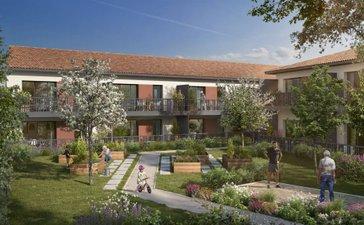 Saint-alban Centre - immobilier neuf Saint-alban