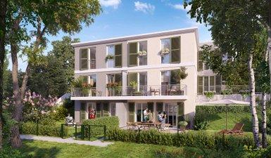 Antony Quartier Bois De L'aurore - immobilier neuf Antony