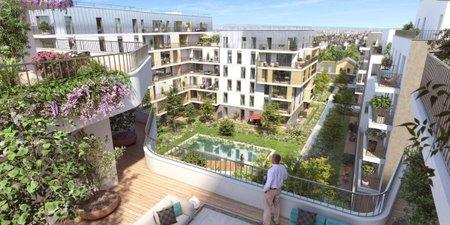 Rueil-malmaison Proche Buzenval - immobilier neuf Rueil-malmaison