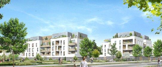 Moissy-cramayel Quartier L'arboretum - immobilier neuf Moissy-cramayel