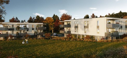 Cognin Proche Chambéry - immobilier neuf Cognin
