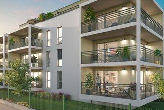 Léman'escence - immobilier neuf Amphion-les-bains