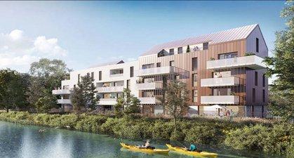 Marquette-lez-lille Proche Commerces - immobilier neuf Marquette-lez-lille