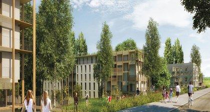 Torcy Quartier Des Coteaux De La Marne - immobilier neuf Torcy