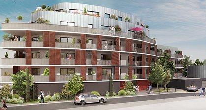 Saint-nazaire Proche Gare Et Centre-ville - immobilier neuf Saint-nazaire