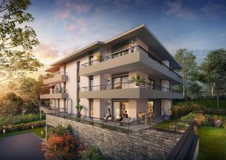Echenevex Proche Centre - immobilier neuf échenevex