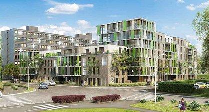 Villeneuve-d'ascq Proche V2 - immobilier neuf Raismes