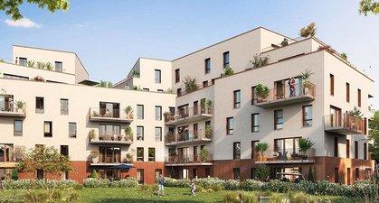 Haubourdin Le Long De La Deûle - immobilier neuf Lille