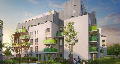Villeurbanne Proche Gratte-ciel - immobilier neuf Villeurbanne