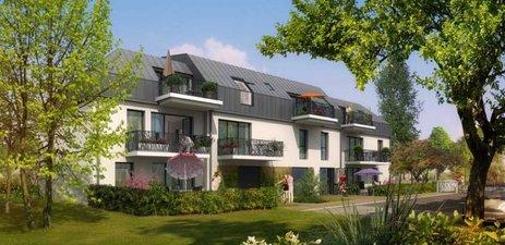 Caen Quartier Saint-ouen - Investissement En Nue-propriété - immobilier neuf Caen