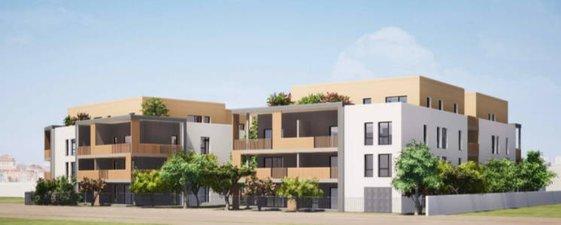 Corbas Quartier Des Taillis - immobilier neuf Corbas