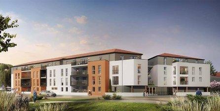 Bouaye Centre-ville Résidence Seniors - immobilier neuf Bouaye