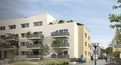 Les Sorinières Au Coeur Du Centre-ville - immobilier neuf Les Sorinières