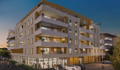 Meythet Centre-ville - immobilier neuf Annecy
