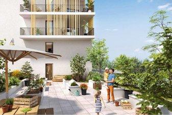 L'îlot Charmes - immobilier neuf Villeurbanne