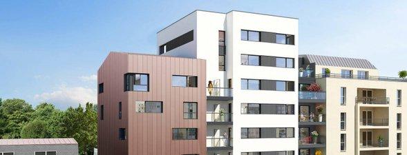 Rennes Proche Du Campus De Beaulieu - immobilier neuf Rennes