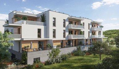 Seyssins écoquartier Pré Nouvel - immobilier neuf Seyssins