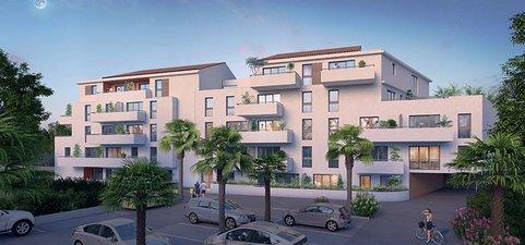 La Seyne-sur-mer à 5min De L'hyper-centre - immobilier neuf La Seyne-sur-mer